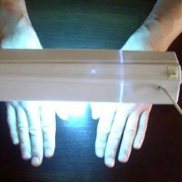 Лампа для лечения кожного покрова